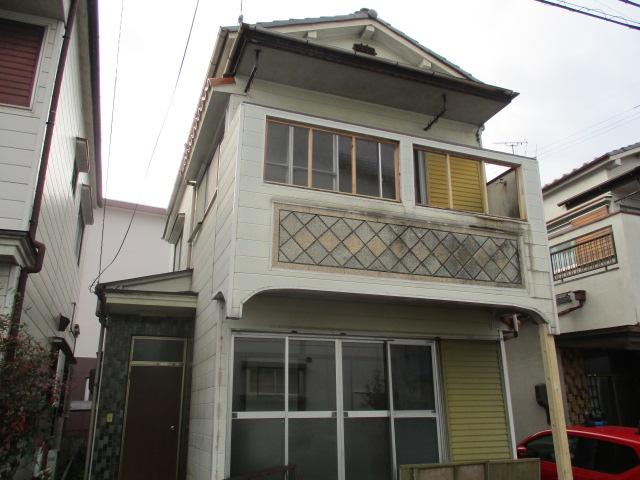 関田町1丁目貸家外観写真