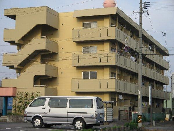 ハイツ河田外観写真