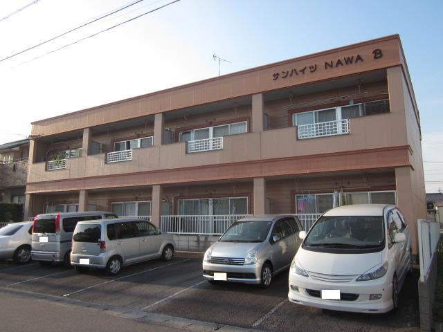 サンハイツNAWA B外観写真
