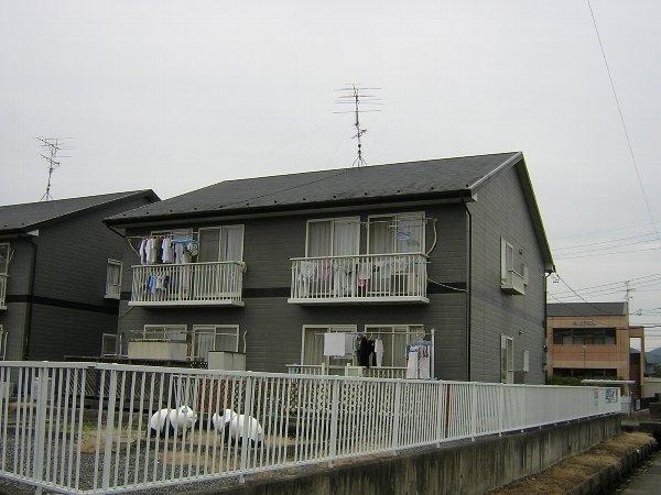 高田橋ハイツA外観写真