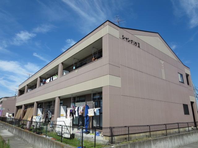 シャングリラ弐番館外観写真