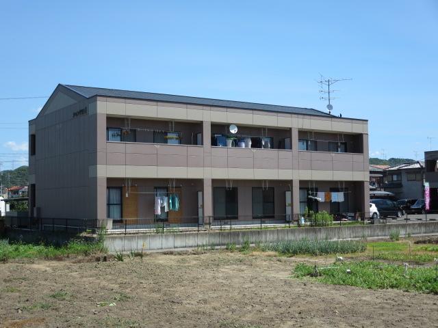 シャングリラ壱番館外観写真