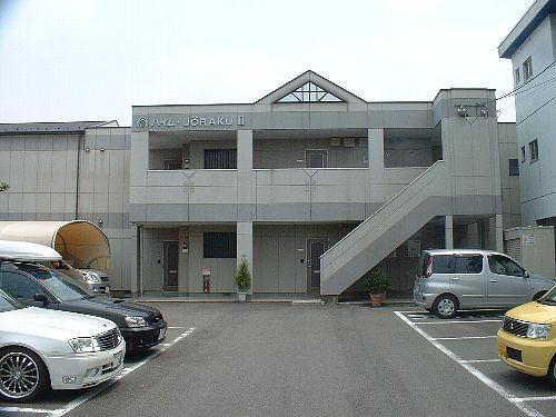 ハイムJORAKUⅡ外観写真
