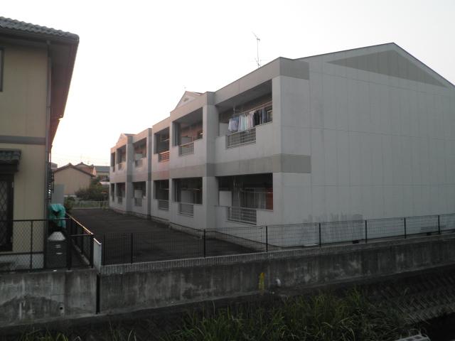 メゾンUセブンスターA・B外観写真