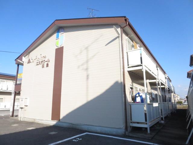 エスポワール羽島外観写真