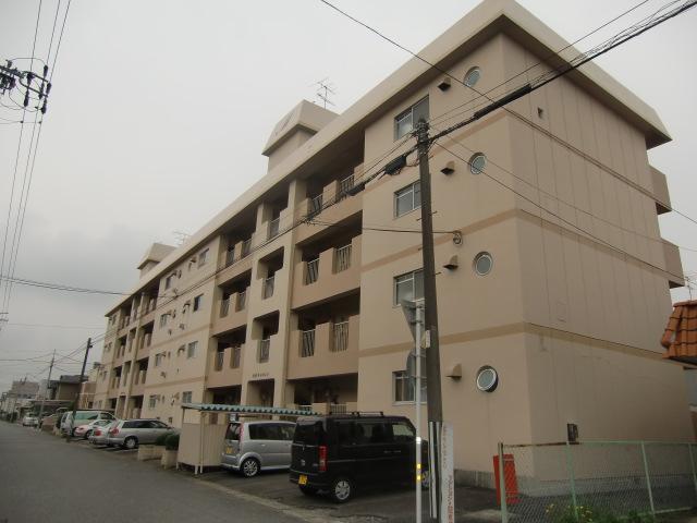 第1松原マンション外観写真