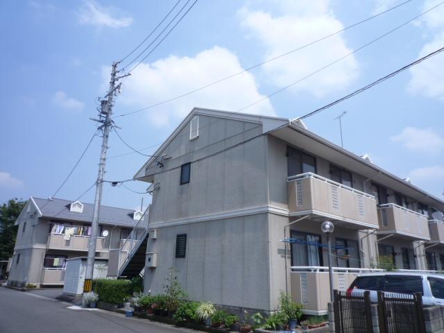 サンビューラ熊田B外観写真