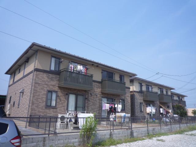 リビングタウン下奈良C外観写真