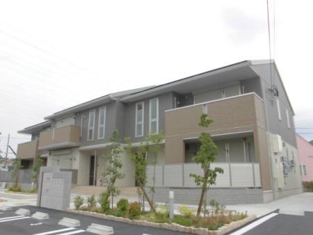 セジュールKumoi外観写真