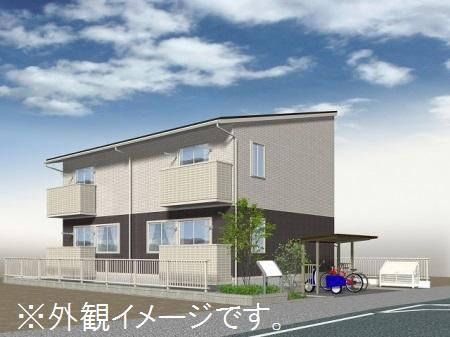 仮)D-room岐阜市西荘外観写真