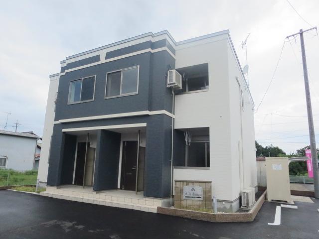 仮)Y様アパート新築工事外観写真