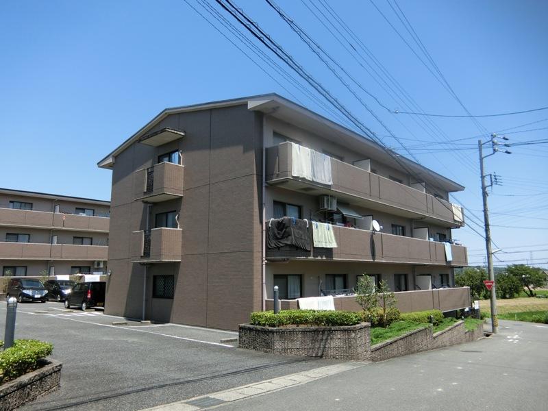 ディアコートSAKURADAI外観写真