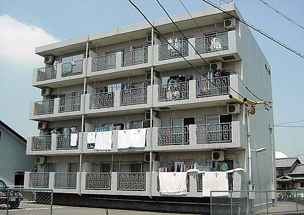 MKタウン福島(エムケイタウンフクシマ)外観写真