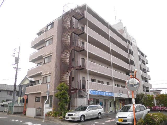 ナビハイツ霞ヶ浦ステーション外観写真