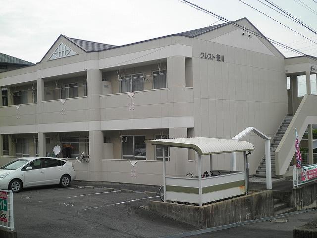 クレスト笹川外観写真