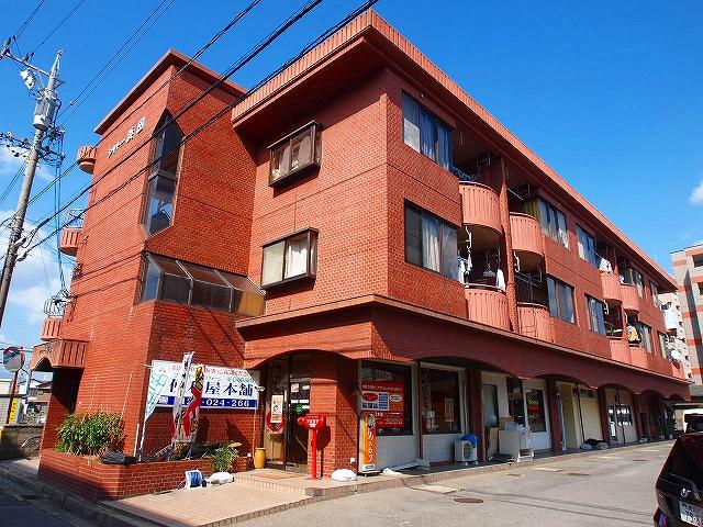 シャトー浜田外観写真