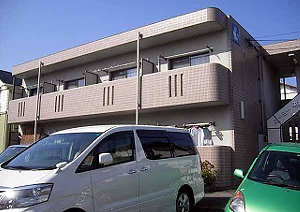 ユーミー東垂坂マンション外観写真