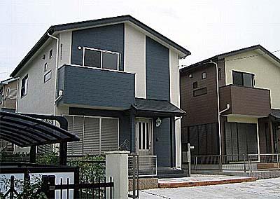 リースホーム霞町外観写真