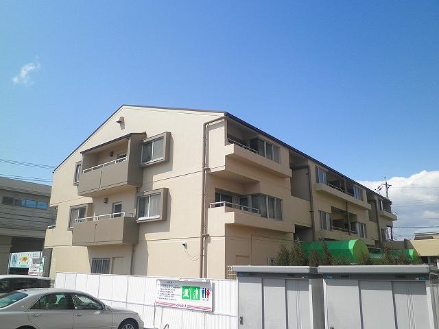 第二北浜田マンションS棟外観写真