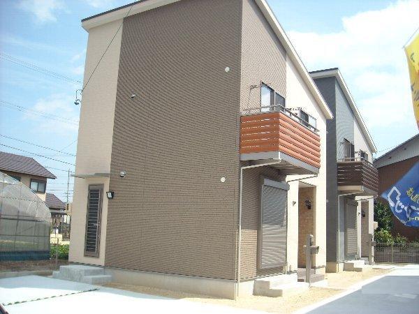 廣田様戸建賃貸住宅外観写真