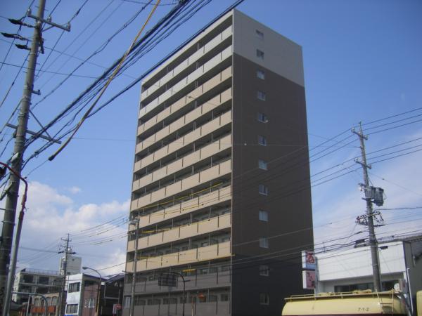S-FORT西新地(エスフォートニシジンチ)外観写真