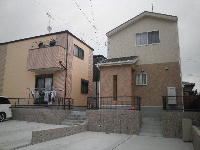 リースホーム野田外観写真