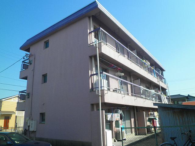 天カ須賀マンション外観写真