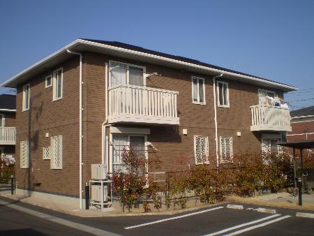 リビングタウン阿倉川M外観写真