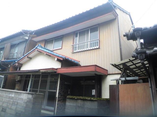 昭和レトロDIYハウス外観写真