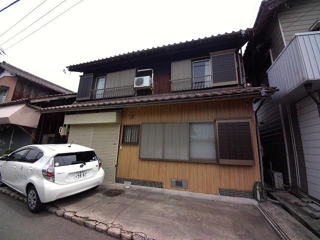 昭和レトロハウス水沢外観写真