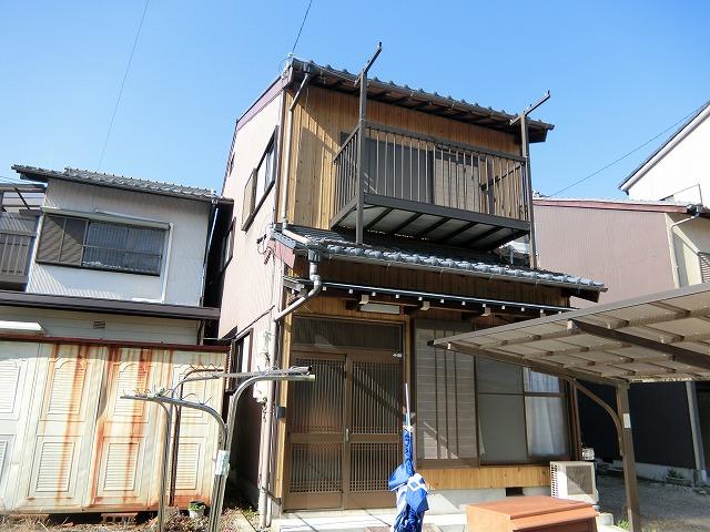 富田天神戸建外観写真