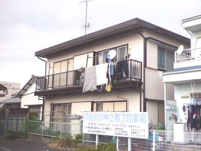 中津川コーポ外観写真
