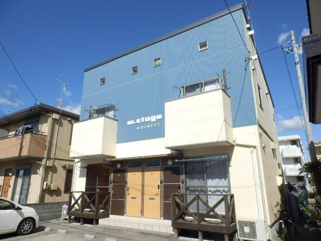 M・ステージ葵西外観写真