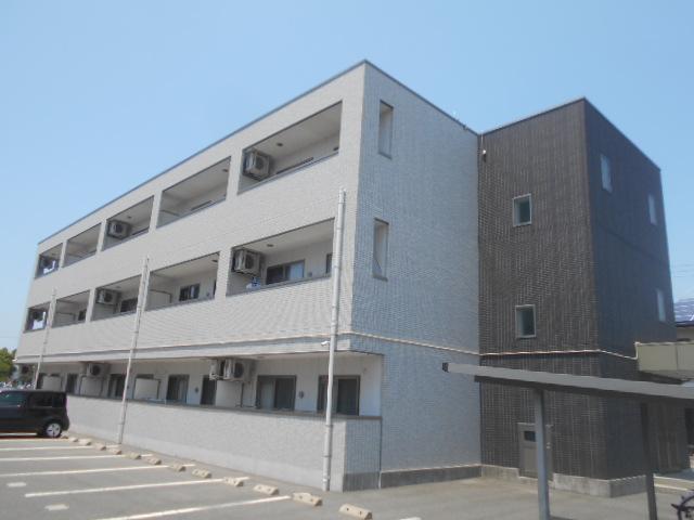 パークサイド中田Ⅱ外観写真