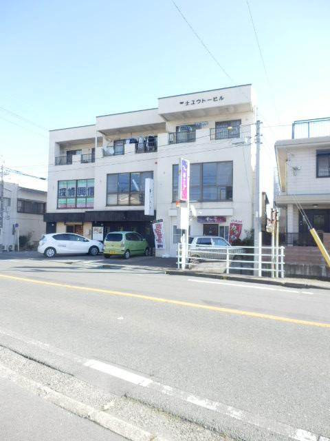 富士ユウトービル外観写真