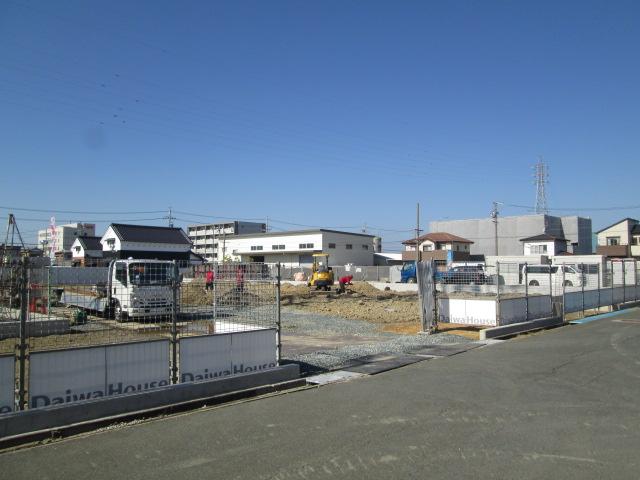 (仮)D-room原島町外観写真