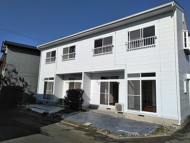 テラスハウス太田B外観写真