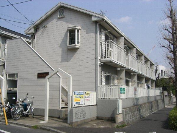 パークサイド駒沢外観写真
