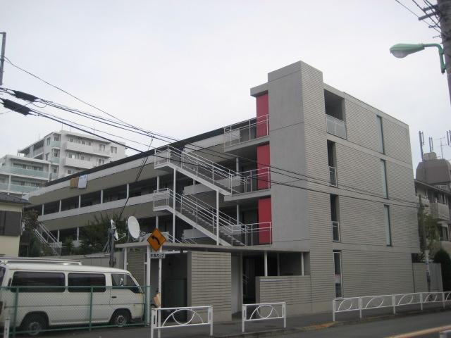 シャンクレール桜新町外観写真