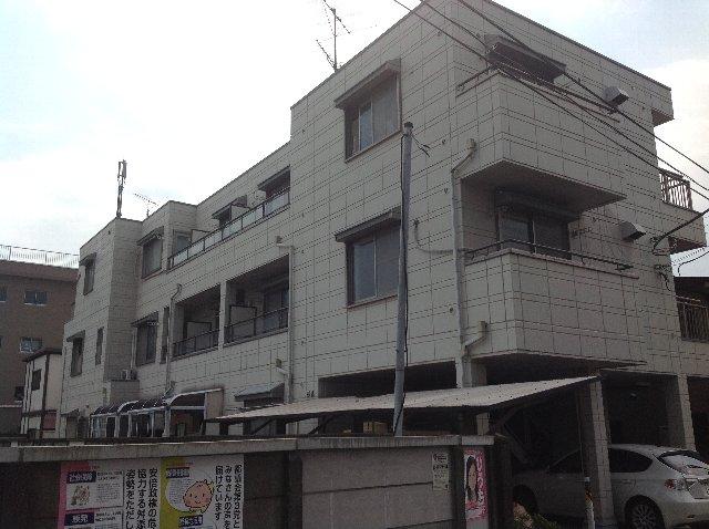 駒沢514マンション外観写真