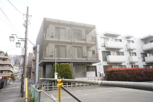 ヒルサイド二子玉川外観写真