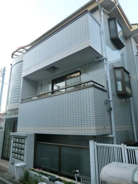 ラフィーネ桜新町外観写真