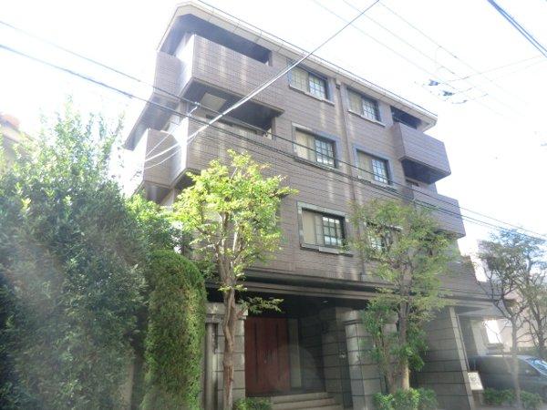 シュロス桜新町外観写真