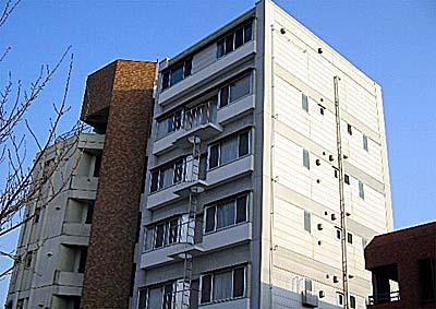 TEN FLATS桜新町外観写真