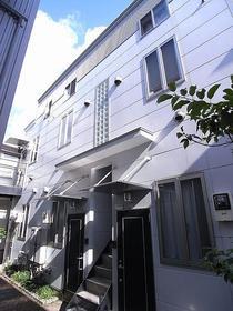 パルティール駒沢外観写真