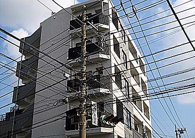 パナッシュ二子玉川外観写真