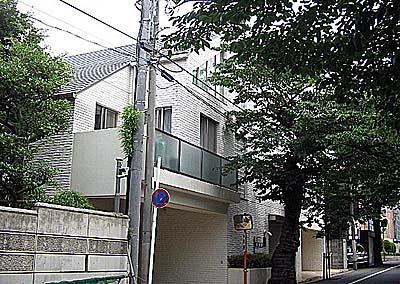 GIO FUKASAWA外観写真