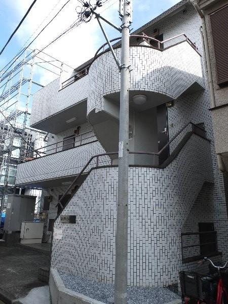カメリアハイツ桜新町外観写真