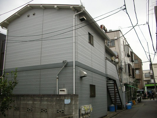 コートハイム丸博Ⅱ外観写真