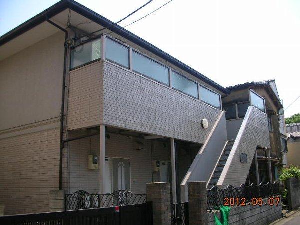 パークアレイ駒沢外観写真
